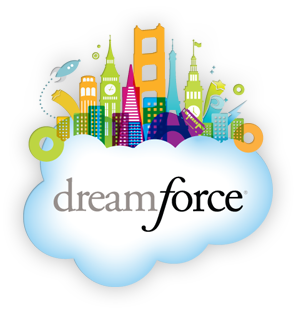 salesforce dreamforce 2013 conference in san francisco