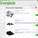 salesforce ecommerce catalogue venue