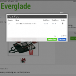 salesforce ecommerce shopping cart venue