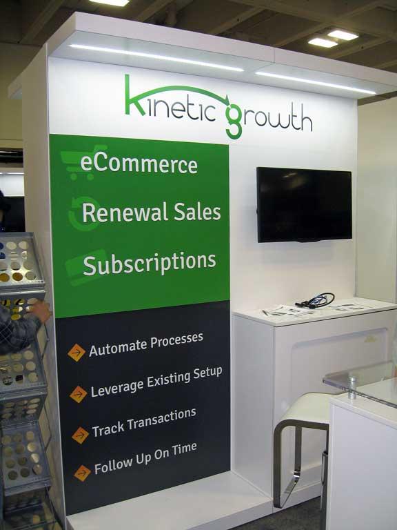 Kinetic Growth at Dreamforce 2013