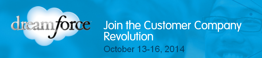 Salesforce.com's Dreamforce 2014 conference
