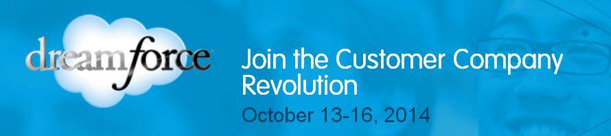 Salesforce.com's Dreamforce 2014 conference