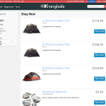 eCommerce for Salesforce Force.com platform