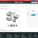 salesforce ecommerce product detail