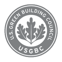 Sell memberships with Salesforce - usgbc logo